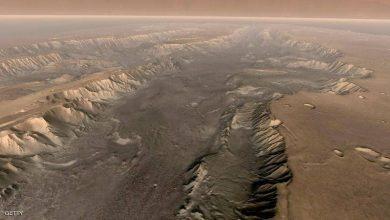 صورة خبير في ناسا: المياه الجليدية تثبت وجود ماء على كوكب المريخ
