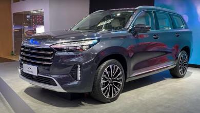 صورة الصين تدهش العالم بإحدى أكثر السيارات تطورا وأناقة