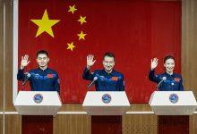 صورة الصين ترسل ثلاثة روّاد إلى محطة فضاء السبت المقبل