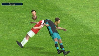 """صورة انتقادات واسعة للعبة """"إي فوتبول"""" بسبب أخطائها الرهيبة"""