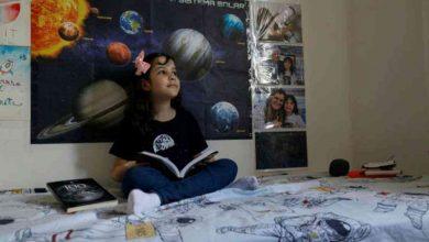 صورة اكتشفت 20 كويكب.. طفلة برازيلية بعمر 8 سنوات تصبّح أصغر فلكيّة في العالم