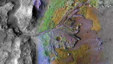 """صورة أدلة تشير إلى وجود حياة على سطح المريخ """"لو وصلنا قبل 3.7 مليار سنة"""""""